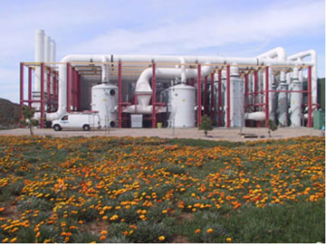 METRO BIOSOLIDS PROCESS FACILITY